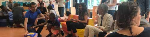 Centres de loisirs à parité : 50 % d'enfants handicapés